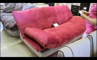 Бескаркасная мебель своими руками: диван бескаркасный