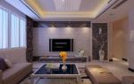 Дизайн потолков в гостиной, потолки в зале из гипсокартона