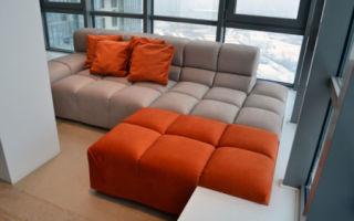 Мягкая мебель под заказ в interia