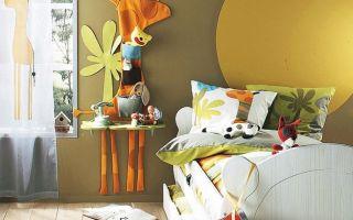 Декорирование детской комнаты своими руками: варианты для интерьера