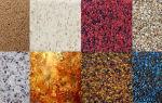 Виды и правила нанесения мозаичной штукатурки