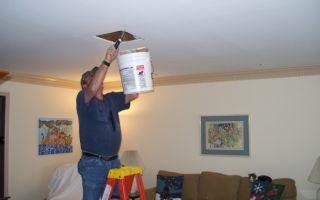 Варианты проведения ремонта потолка в квартире своими руками