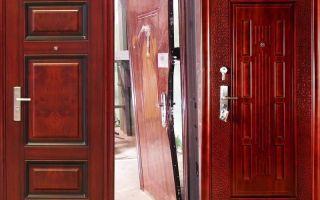 Китайские металлические двери: оценка качества и цен