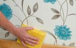 Можно ли мыть виниловые обои и как это правильно делать