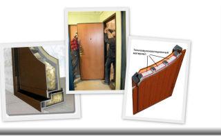 Входные двери с шумоизоляцией — залог вашего спокойствия