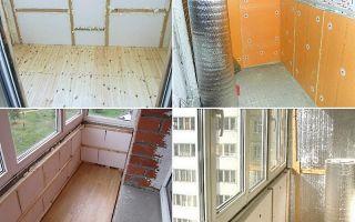 Варианты отделки балкона своими руками: инструкция (фото и видео)