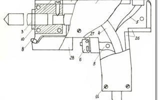 Аппарат контактной сварки (чертежи и схемы)