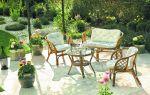 Выбираем мебель для сада: красота и удобство – на любой вкус