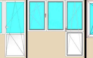Балконный блок своими руками: установим правильно