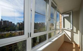 Варианты остекления балкона (фото)