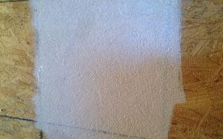 Шпаклевка для осб плит и технология ее нанесения