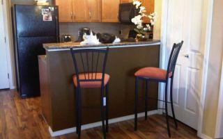 Барная стойка для кухни – 110 фото идей как ее разместить барную стойку в кухне