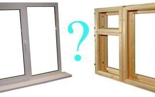 Как выбрать окна для квартиры или офиса: пластиковые или деревянные (видео)