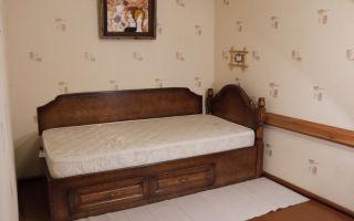 Кровать односпальная своими руками из фанеры