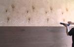 Способы и правила отделки стен ламинатом