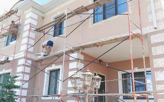 Капитальный или косметический ремонт фасада