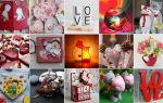 Вдохновение дня: самодельные подарки на 14 февраля (90 фото)