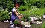 Одежда для работы в саду и на даче