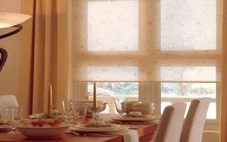 Рулонные шторы: изящество и практичность