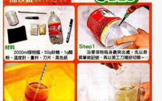Китайская ловушка для комаров