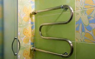 Тонкости установки полотенцесушителя в ванной комнате
