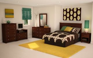 Как правильно обставить спальню