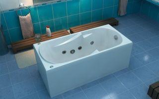 Акриловые ванны: лучший производитель на рынке