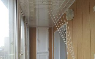 Натяжные потолки на балконе: плюсы и минусы (фото и видео)
