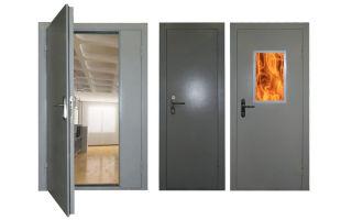 Все секреты изготовление противопожарных дверей производителей